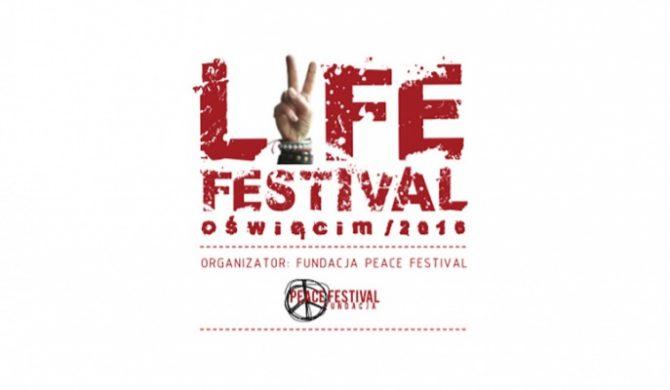 Nowi wykonawcy w line-upie Life Festivalu Oświęcim