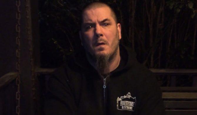 Rasistowski wybryk Phila Anselmo. Wokalista przeprosił za swoje zachowanie