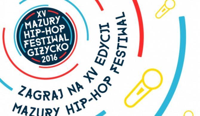 Zagraj na Mazury Hip-Hop Festiwal – organizatorzy zapraszają do wysyłania zgłoszeń