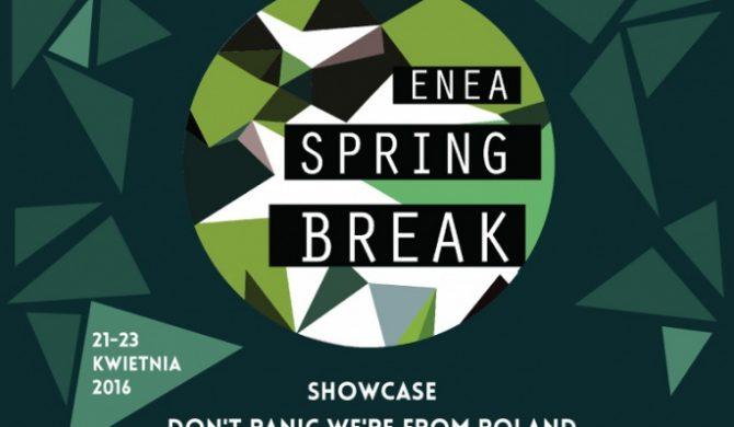 Showcase Don't Panic! We're from Poland podczas Enea Spring Break