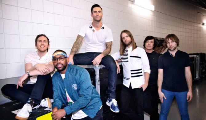 Maroon 5 po raz pierwszy w Polsce