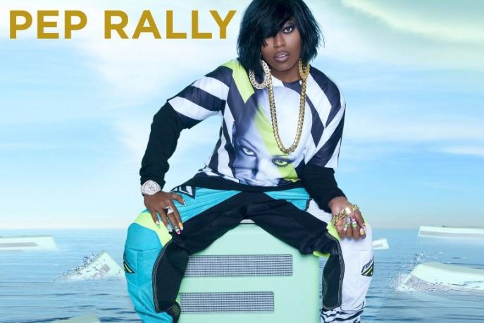 """Missy Elliott – """"Pep Rally"""" (audio)"""