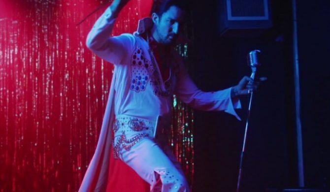 Frank Turner jako Elvis Presley (wideo)