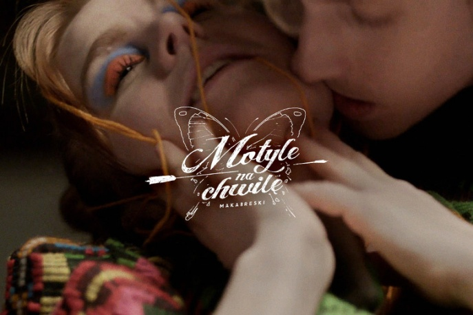 """Motyle na chwilę"" – nowy klip projektu Makabreski"