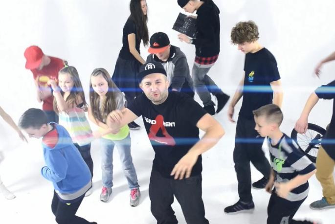 """Arkadio i Stanisław Soyka w klipie do """"Dla kogo żyjesz"""""""