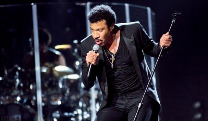 Lionel Richie wystąpi w Polsce