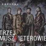 Trzej Muszkieterowie z Capitolu na… CD