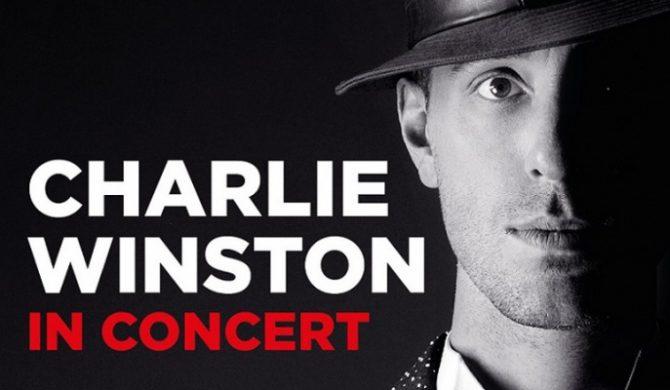 Charlie Winston na dwóch koncertach w Polsce