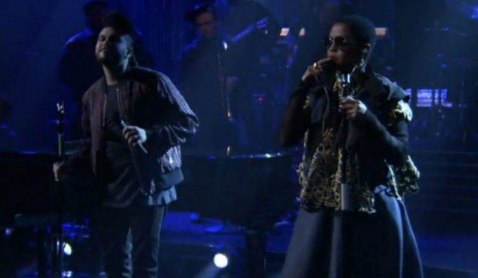 The Weeknd i Lauryn Hill na scenie u Jimmy`ego Fallona