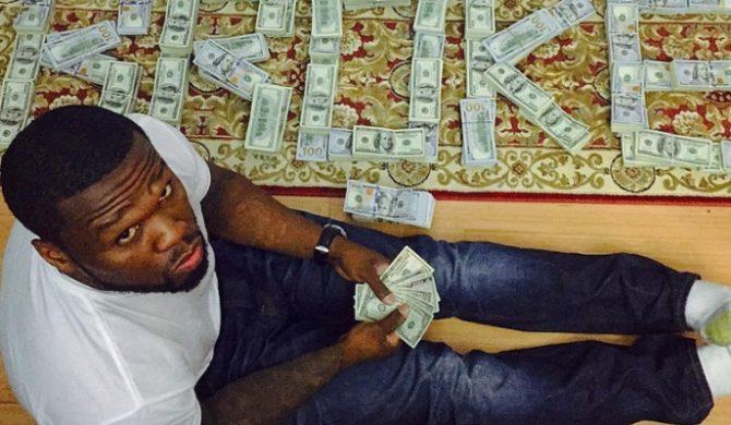 50 Cent ogłosił bankructwo, ale publikuje zdjęcia z dużymi ilościami pieniędzy. Sąd domaga się wyjaśnień