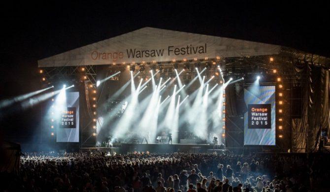 Orange Warsaw Festival wraca do dwudniowej formuły. Poznaliśmy line-up i ceny biletów