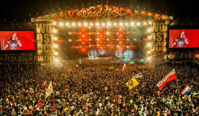 Wiemy, kto otworzy tegoroczny Przystanek Woodstock