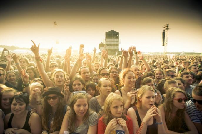 Hiphopowe zakończenie polskiego tygodnia na Open`erze