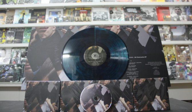 Limitowana edycja wspólnej EP-ki Sariusa, Wudoe i Voskovych dostępna na CD