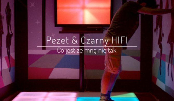 """Pezet & Czarny HIFI – """"Co jest ze mną nie tak"""" – nowy klip"""