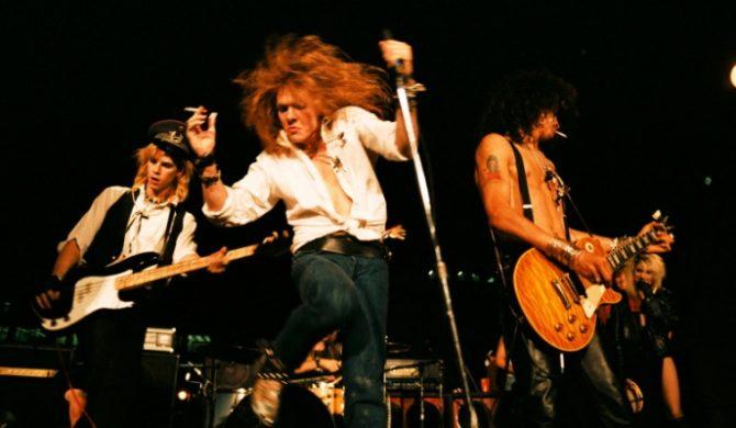 Guns N` Roses potwierdzili letnią trasę koncertową