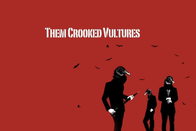 Them Crooked Vultures na listopad