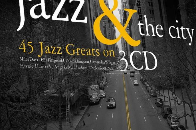 """""""Jazz & The City vol.2"""" już w piątek"""
