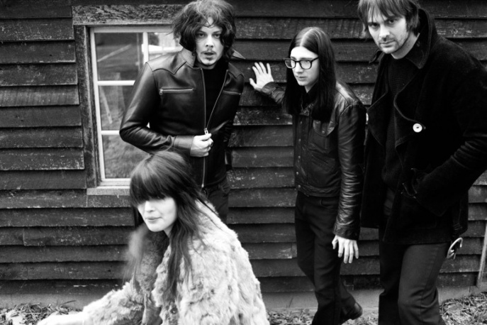 The Dead Weather koncertowo