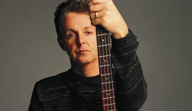 Paul McCartney dla Roberta De Niro