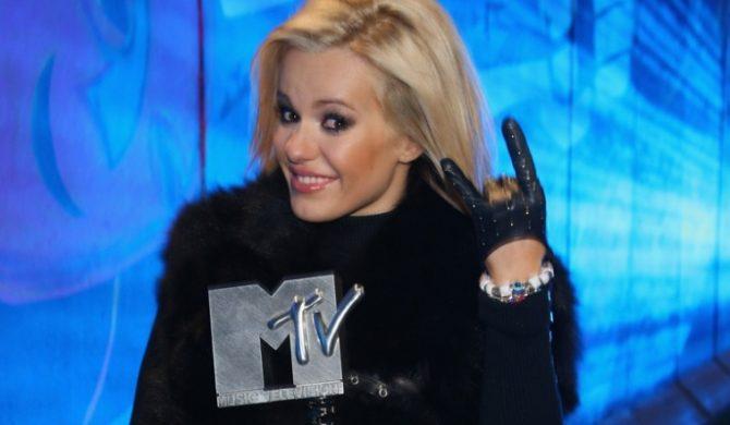 Doda i inne gwiazdy z nagrodą MTV EMA 2009 (Foto)