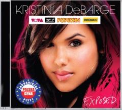 """KRISTINA DeBARGE – """"Exposed"""""""
