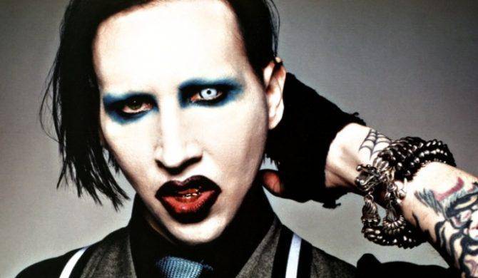 "Klip na dzień: Marilyn Manson – ""Running To The Edge Of The World"""
