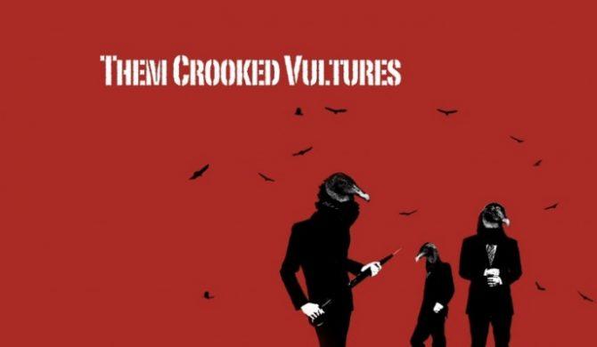 Them Crooked Vultures w całości do odsłuchu