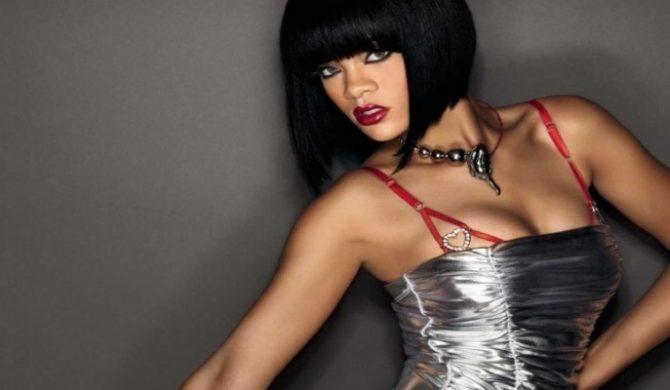 Rihanna żywi się fast foodami