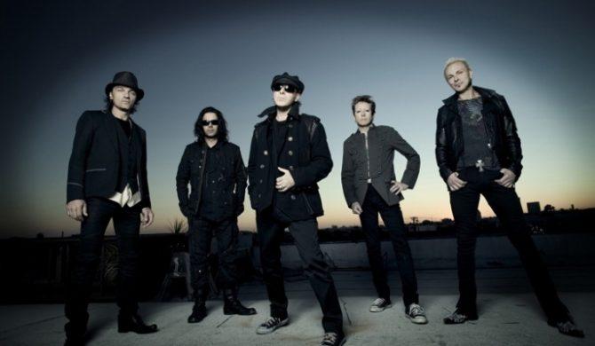 Scorpions w trasie