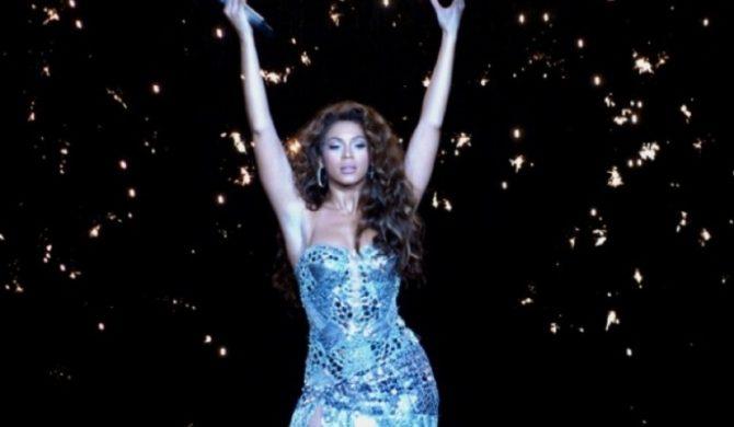 Beyonce daje nura w tłum [video]