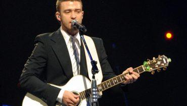 Justin Timberlake chciał być komikiem