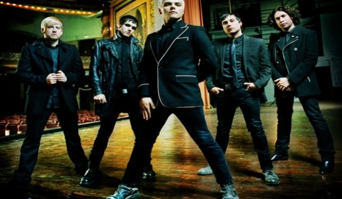 My Chemical Romance jak The Stooges