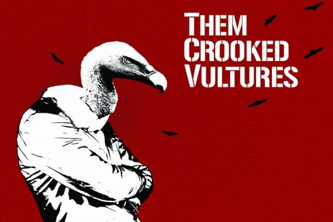 Them Crooked Vultures po raz drugi