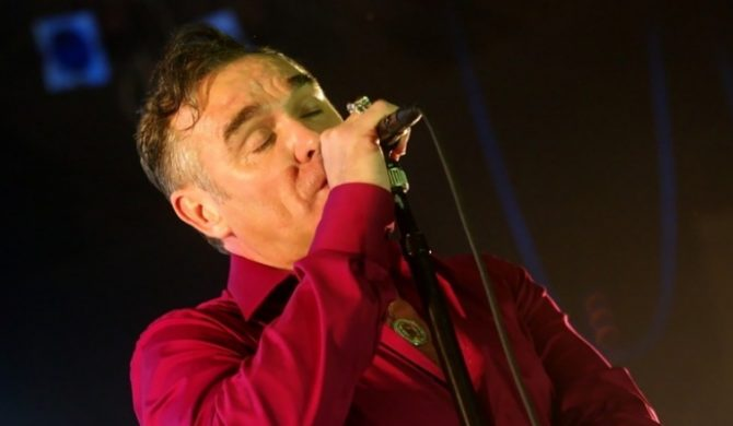 Morrissey pozbył się fana [video]