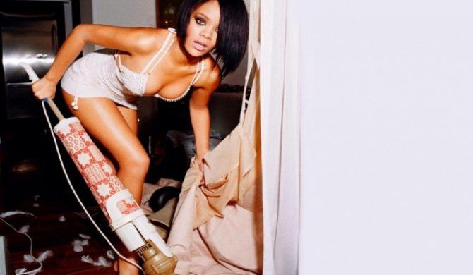 Rihanna zapatrzona w The Prodigy