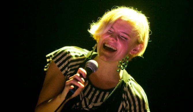 Ania Dąbrowska w Stodole (foto)