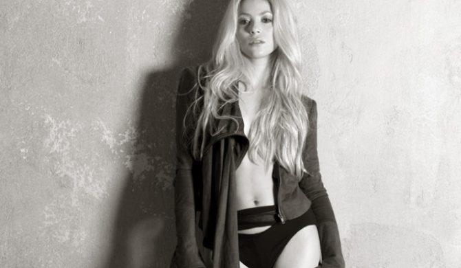 Roznegliżowana Shakira (Foto)