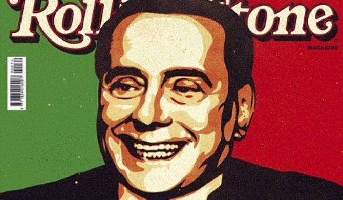 Berlusconi w Rolling Stone