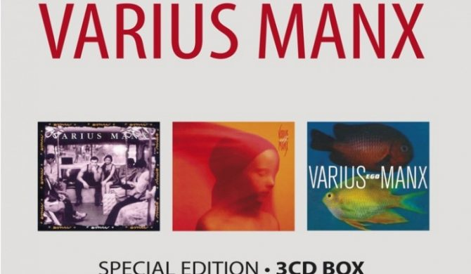 Kayah, Krawczyk, Varius Manx, Urszula i De Mono – BOXY