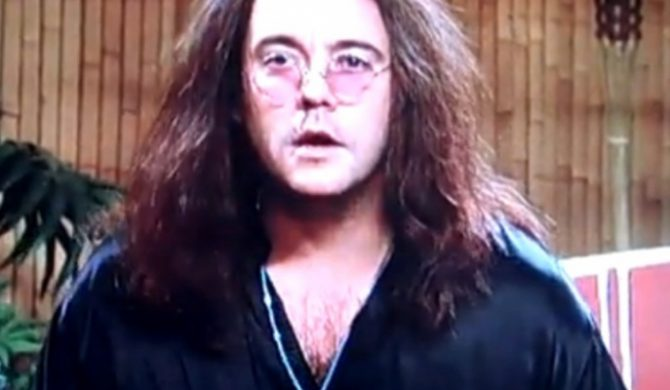 Dave Matthews jak Ozzy Osbourne [video]