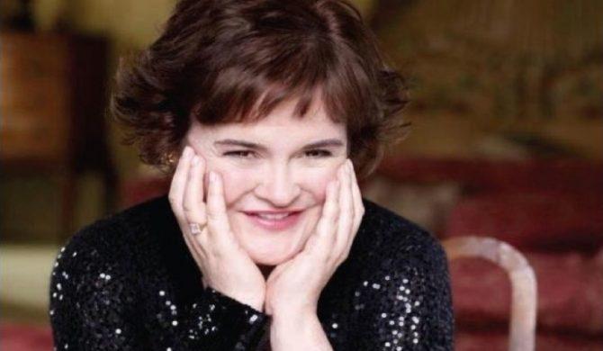 Susan Boyle na szczycie