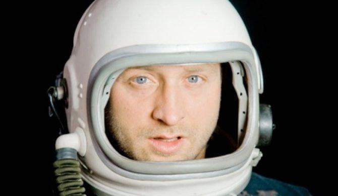 Borys Szyc w kosmosie!