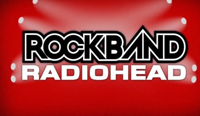 Radiohead w Rock Band [video]