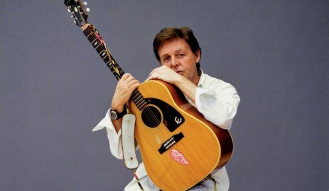 McCartney w Parlamencie Europejskim