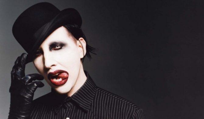 Manson zatęsknił