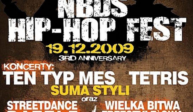 NBDS HH FEST: MES, TETRIS, BITWY FREESTYLE & STREETDANCE!