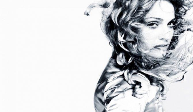 Madonna zadowolona z mięśni