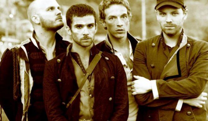 Coldplay wyprzedaje