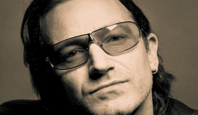 Bono specjalnie dla Sinatry